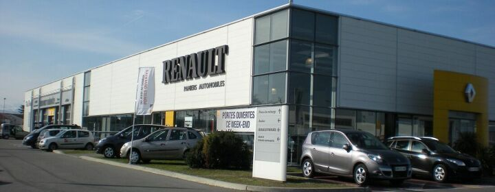 Photo de la concession RENAULT Pamiers